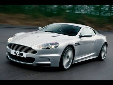 Aston Martin DBS - autocar.co.uk