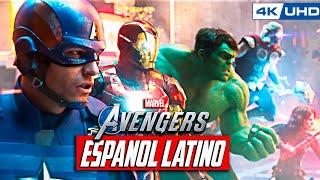 Marvel S Avengers Pelicula Completa En Español Latino 4k Los Vengadores Historia Completa Youtube