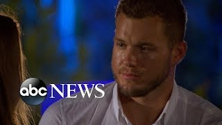 Sneak peek of 'The Bachelor' as the drama heats up in the mansion