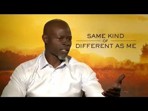 Djimon Hounsou Talks 'Same Kind of Different As Me'