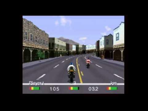 Road Rash (3DO)