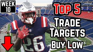Top 5 Players You Need to Trade For - 2018 Fantasy Football - Week 10