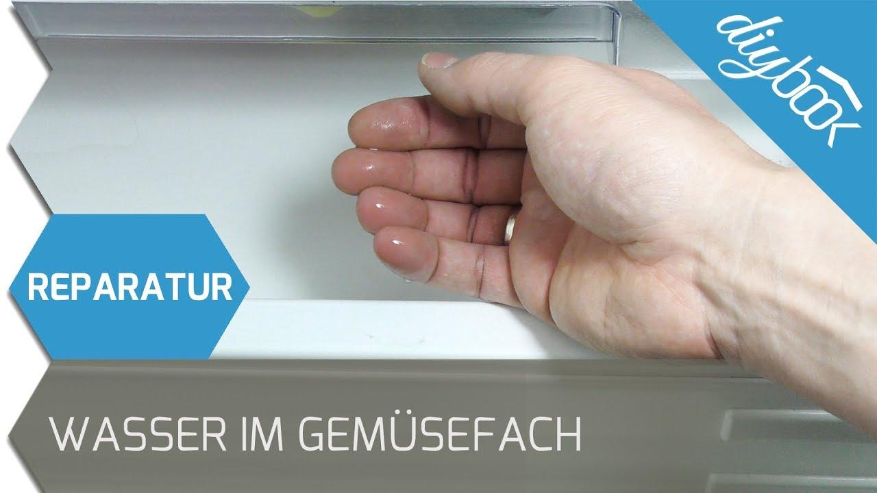 Siemens Kühlschrank Qc 493 : Kühlschrank wasser unter dem gemüsefach youtube