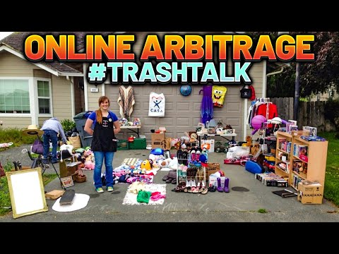 Trash Talk for Online Arbitrage - Beating Gary Vee at the Reselling Game
