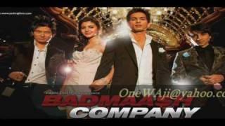 Badmaash Company - Chaska - Remix - HD Full SonG