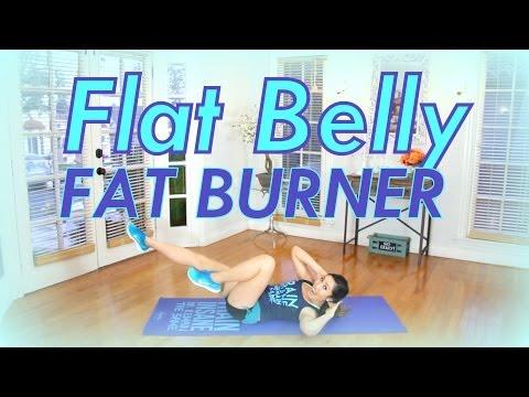 flat-belly-fat-burner-|-pop-hiit