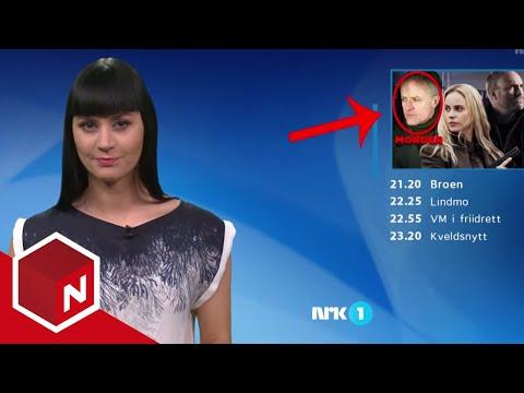 NRKs «hallodame» avslører for mye | Kjendiskveld | TVNorge