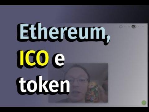 Ethereum, ICO e token, hanno un valore o è ICOmania?