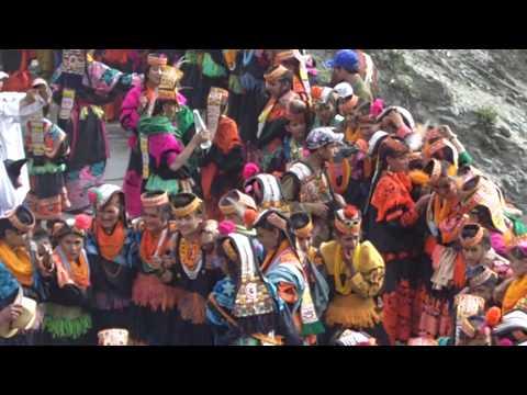 The Kalash Spring Festival of Joshi