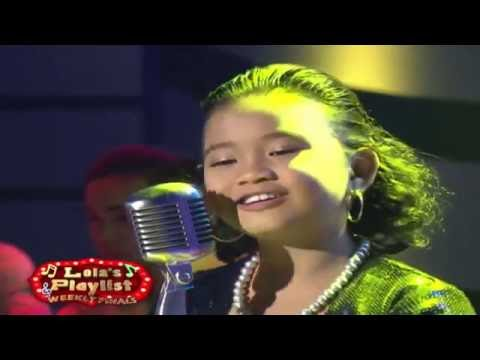 Kate Campo Killing Me Softly (With His Song) - Lolas Playlist Weekly Finals