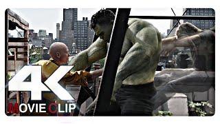 "Avengers: Endgame - ""Hulk Meets the Ancient One"" | 4K Movie Clip | By Az Gamer |"
