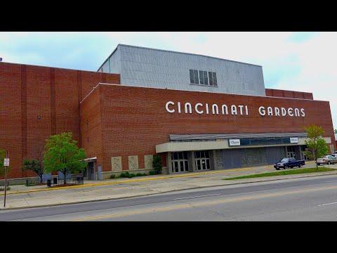Cincinnati  Gardens,  Cincinnati,  Ohio