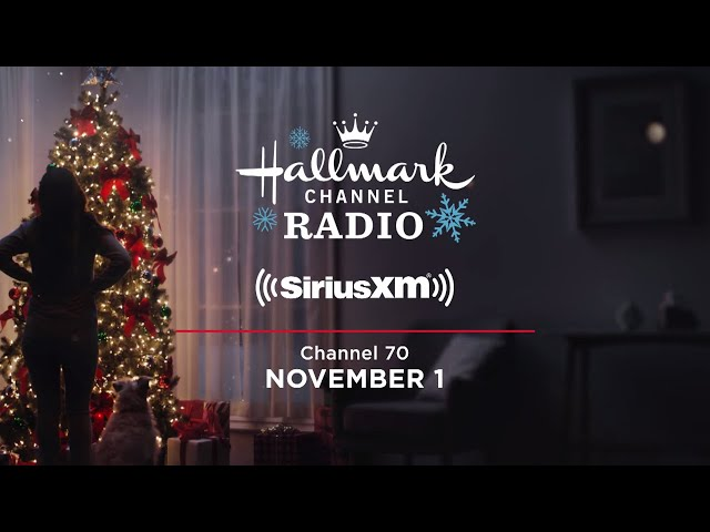hallmark channel siriusxm present new holiday music channel hear now - Christmas Music Xm Radio