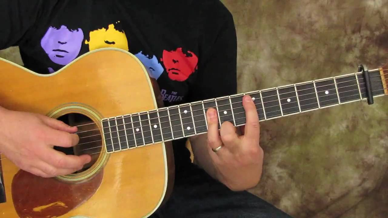 Jack Johnson Better Together Acoustic Guitar Lesson How To Play