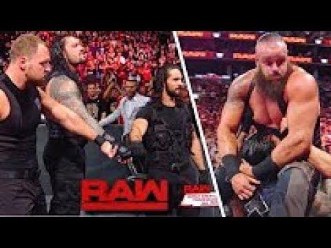 WWE RAW 20 August 2018 Highlights HD –...