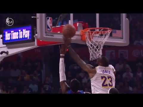 Лос-Анджелес Клипперс Vs Лос-Анджелес Лейкерс. LA Clippers Vs Los Angeles Lakers. Обзор. 08.03.20