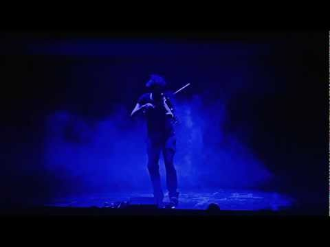 Electric Violin Looping  _ Matthias Jakisic Burgtheater Vienna 2012