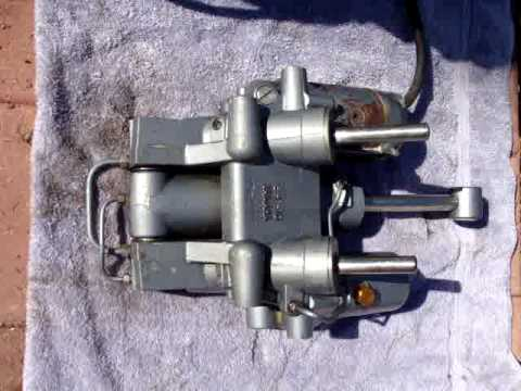 1988-91 70-90 Hp Yamaha Power Tilt and Trim - YouTube