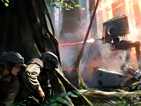 Star Wars Battlefront: 100 Subscribers Live Stream!