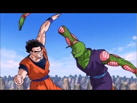 Gohan VS Piccolo Luta Completa - Dragon Ball Super / Legendado PT - BR