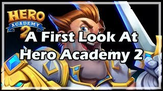 A First Look At Hero Academy 2
