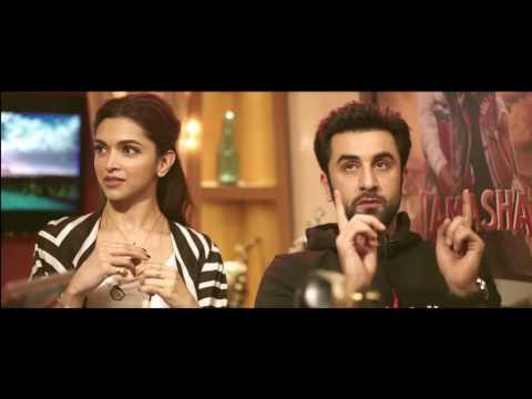 Imtiaz Ali Questions Ranbir and Deepika in Facebook Bus