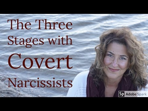 The Three Stages Of A Relationship With A Covert Narcissist.