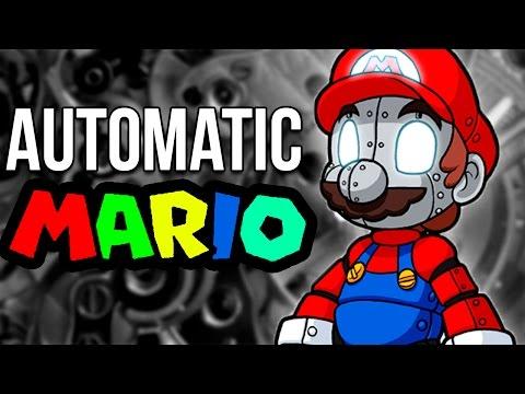 MARIO ROBOZINHO AUTOMÁTICO – Super Mario Maker