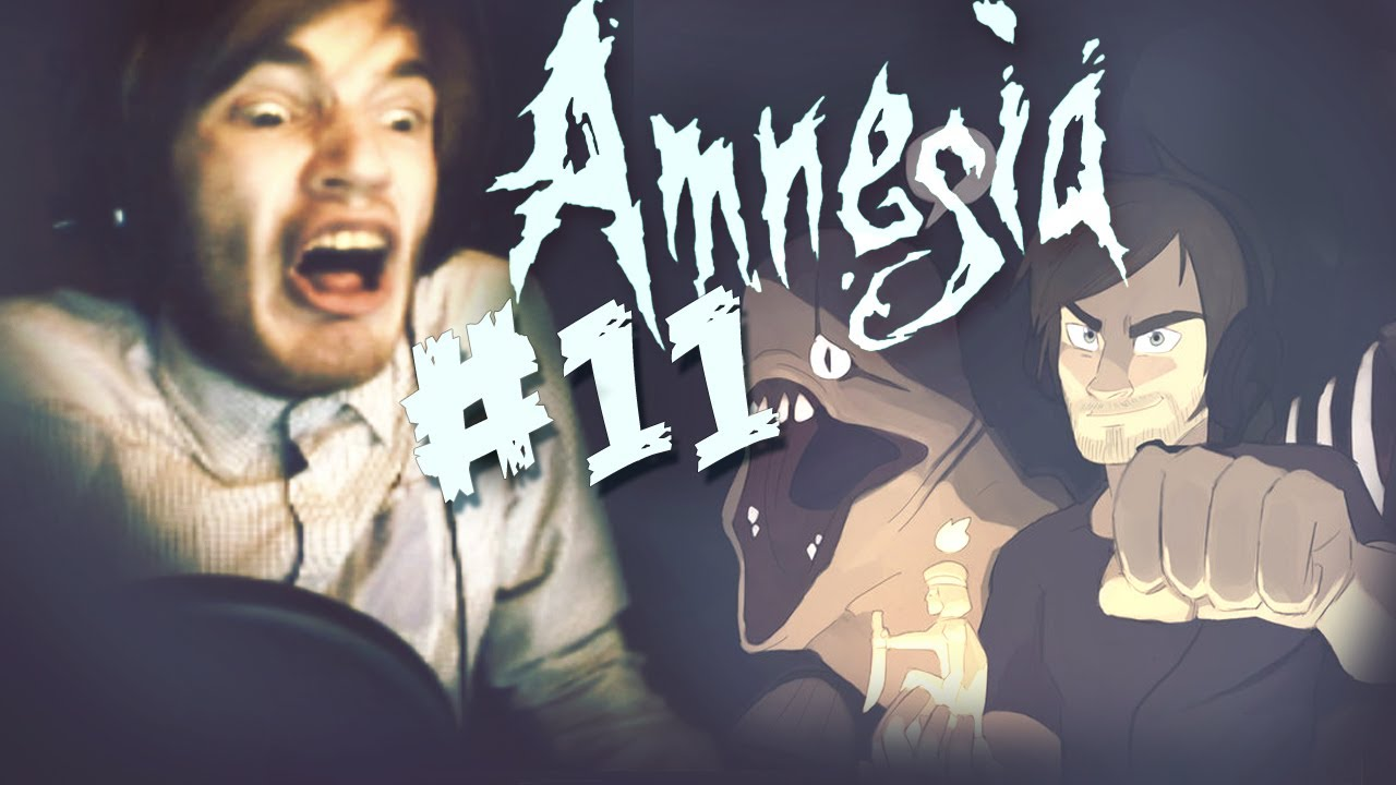 NAKED BUTTS IN MY FACE D: - Amnesia: Custom Story - Lost The Lights - Part 11
