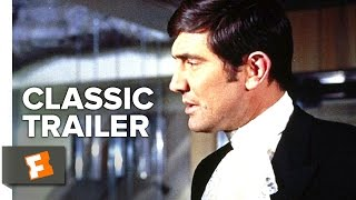 On Her Majesty's Secret Service (1969) Official Trailer - George Lazenby Bond Movie HD