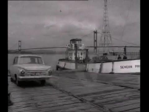 Severn Ferry -  1966