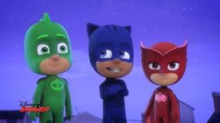 PJ Masks Super Pigiamini - Chi è sgarbato non viene ascoltato - Dall'episodio 06