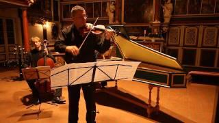 J.S.Bach Vl-Konzert  dmoll BWV1052 3.Satz mit Daniel Thieme