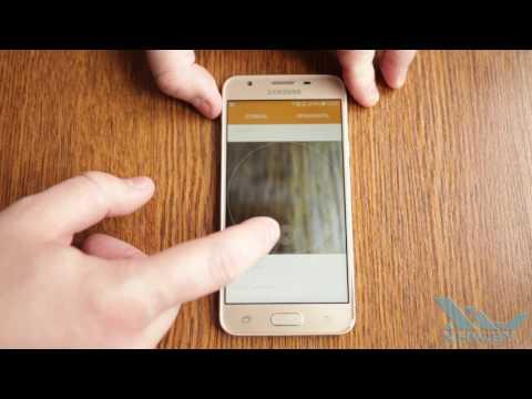 Как установить фото на контакт в Galaxy J5 Prime (XHW.BY)