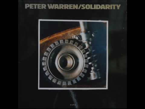Peter Warren - Solidarity (full album) 1982