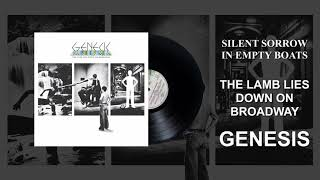 Genesis - Silent Sorrow In Empty Boats (Official Audio)