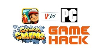 """""""Hack Games"""" on Computer (Subway surfers PC Game)"""