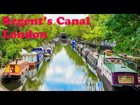 Londres: Regent's Canal