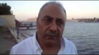 محمد يونس : مصرى بمليون رجل : تعظيم سلام للسيسي ومهاب مميش والجيش وعمال  القناة