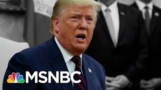 Day 1,000: Nancy Pelosi Says Trump Had A 'Meltdown' At The White House | The 11th Hour | MSNBC
