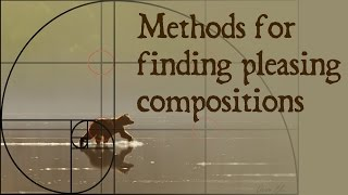 Art Lessons - Methods for finding pleasing compositions (Aaron