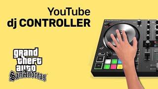 dj YouTube - Mix it live on YouTube - San Andreas theme