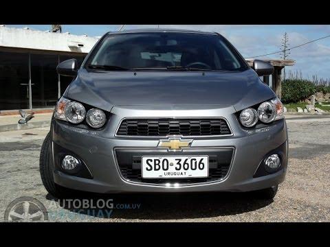 Prueba Chevrolet Sonic Hatchback 16 Ltz Youtube