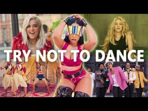 Try Not To Sing Along or DANCE Challenge  (IMPOSSIBLE)