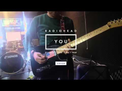 Radiohead - You live at the astoria  (full cover)