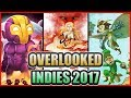 "👀 TOP TEN ""OVERLOOKED INDIE GAMES"" 2016 - 2017"