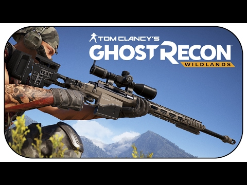 Ghost Recon Wildlands - HOW TO FIND THE BEST SNIPER RIFLE!