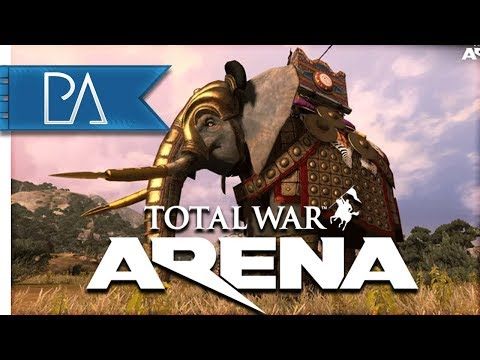 GLORIOUS TEAM TACTICS - Total War: ARENA Gameplay