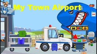 My Town | في المطار Airport