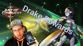 Art of Conquest Drake Rewards!